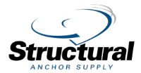 Structural Anchor Supply